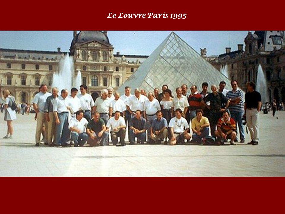 Finale de rugby 6/05/1995 Paris