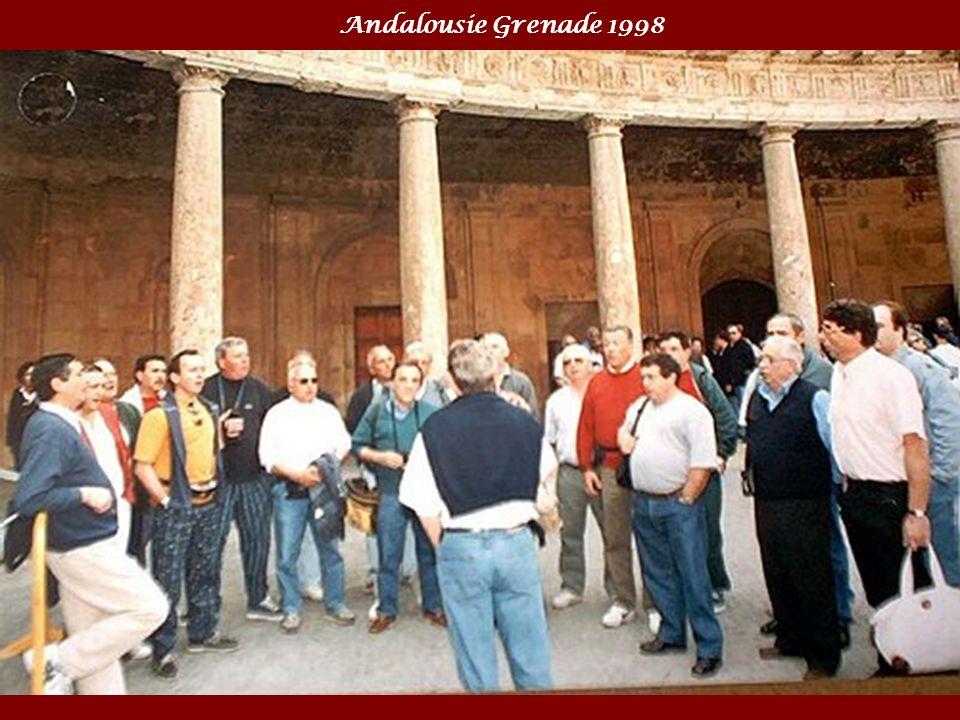 Andalousie 1998
