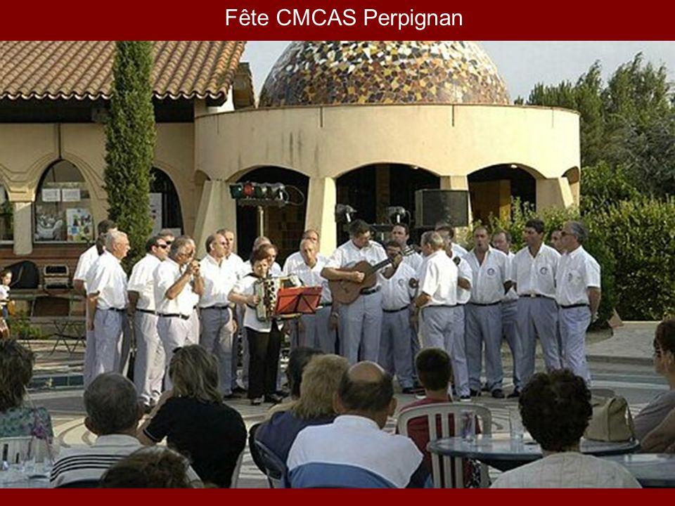 Fête CMCAS Perpignan