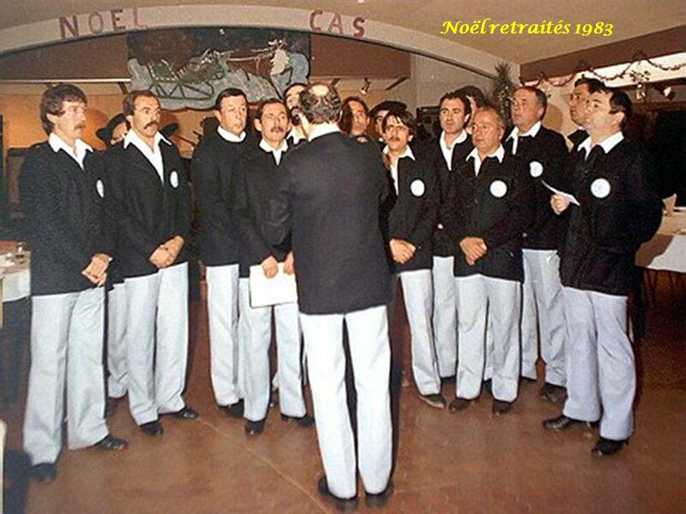 Noël CAS Bayonne 1983