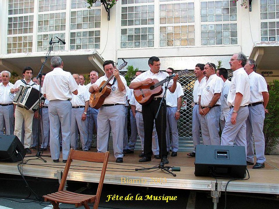 Fête de la Musique Halles Biarritz