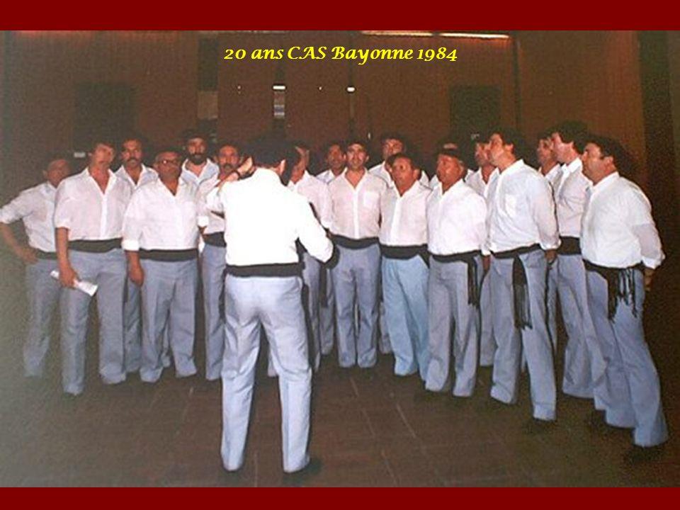 Fête du Gazelec 1984