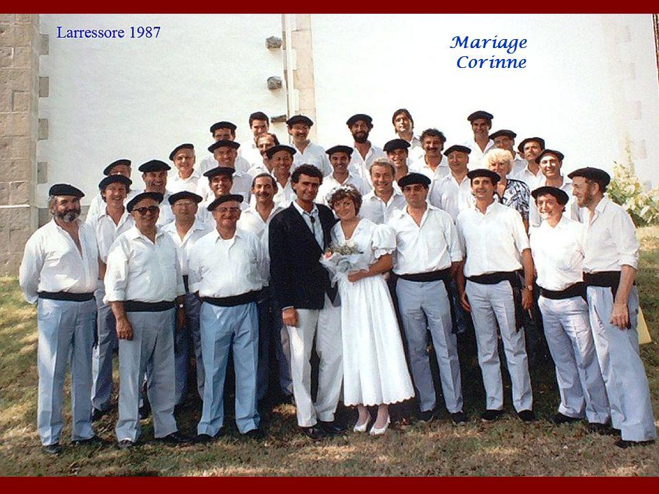 20 ans CAS Bayonne 1984