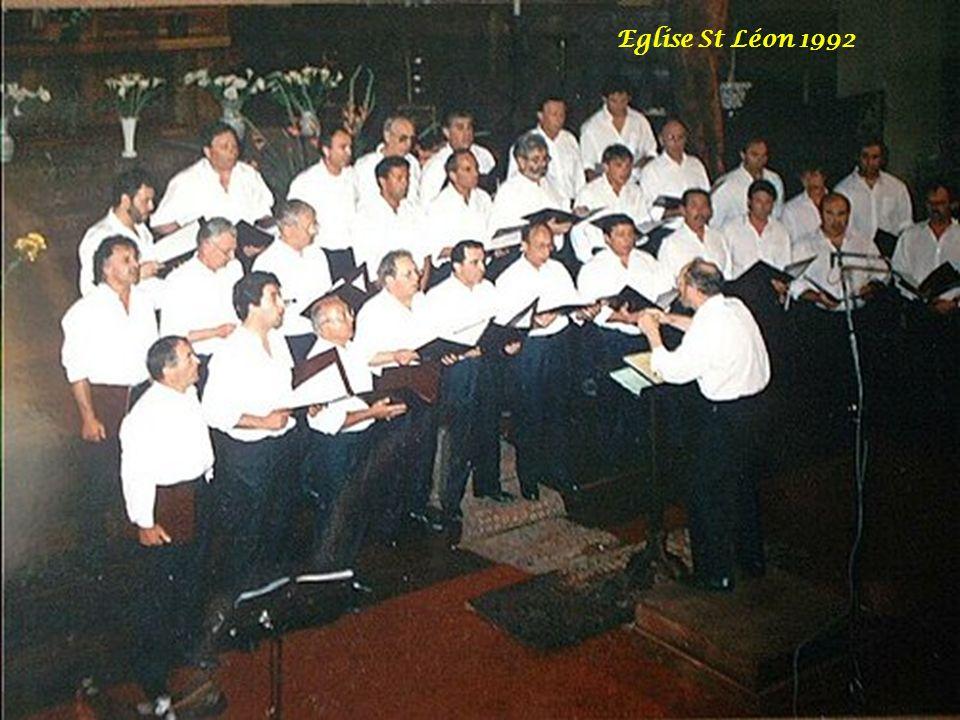 Eglise Trébeurden 1989