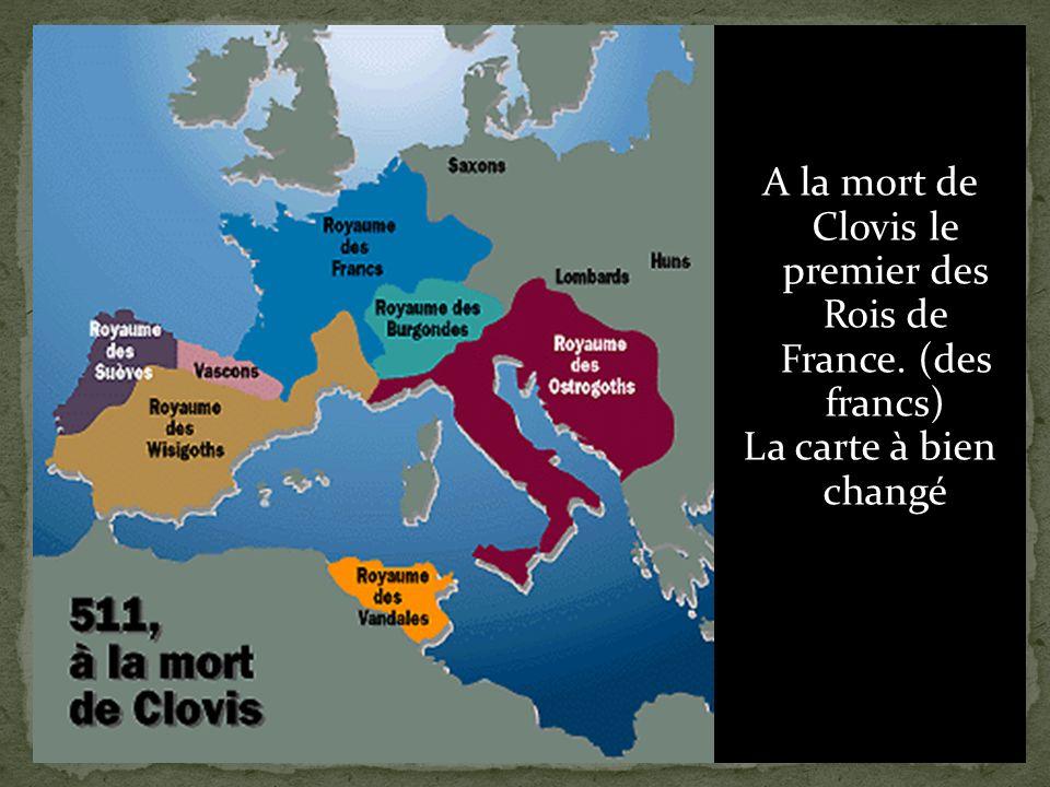 Au fil de ses romanisations, le nom de Clovis devient successivement « Hlodovicus », puis « Clodovicus », et « Clouis », dont est né le prénom « Louis