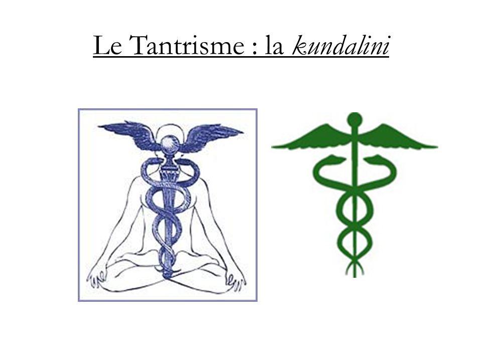 Le Tantrisme : la kundalini
