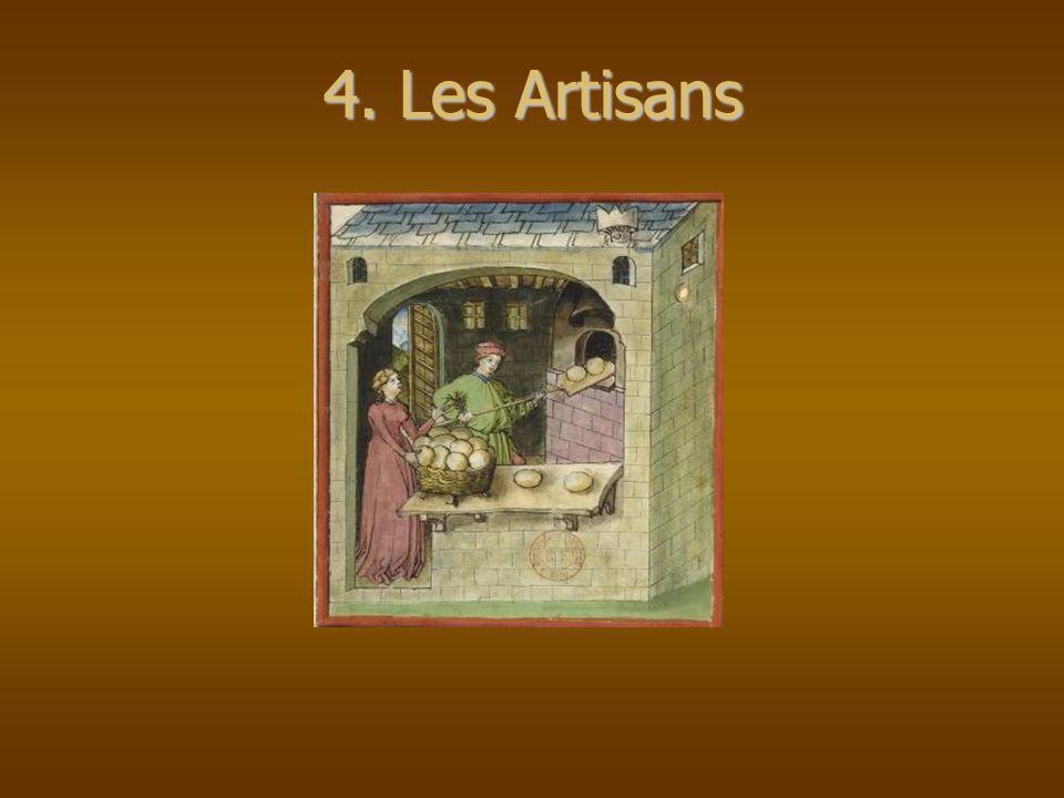 4. Les Artisans