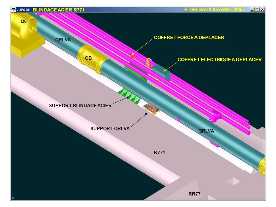 BLINDAGE ACIER R771 F.