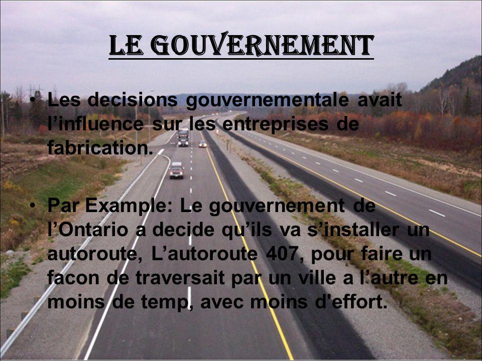Lindustrie automobile Lentreprise de General Motors Canada est le plus grande industrie dexportations en Canada.