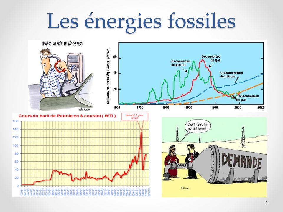 La fin du pétrole … 7 Création dune alternative au pétrole pour les véhicules Lutte contre l émission de gaz à effet de serres Flambée des cours du brut Épuisement des énergies fossiles