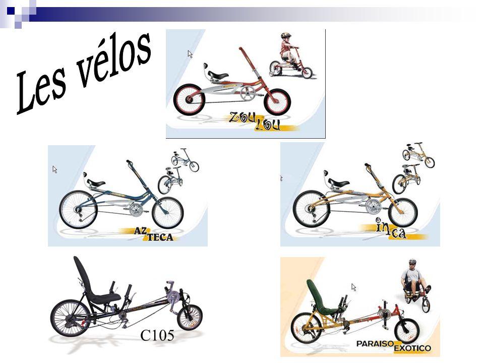 Ce que vous aller découvrir … Les vélos Location de vélo Quetzal Description des vélos Information Activités en prime