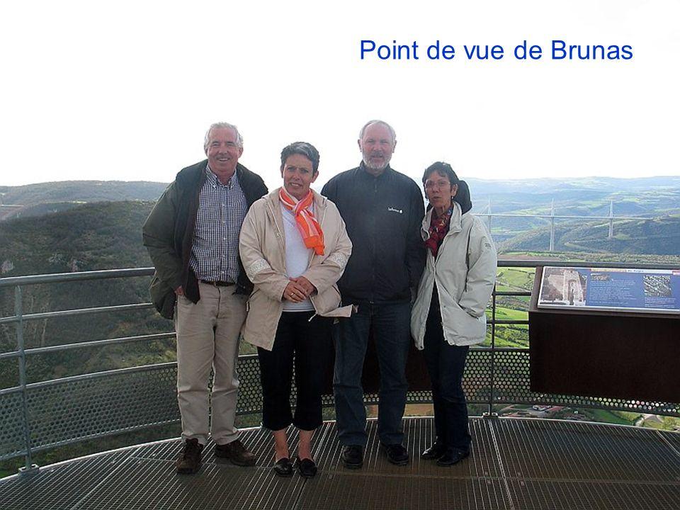 vue depuis laire de Brunas