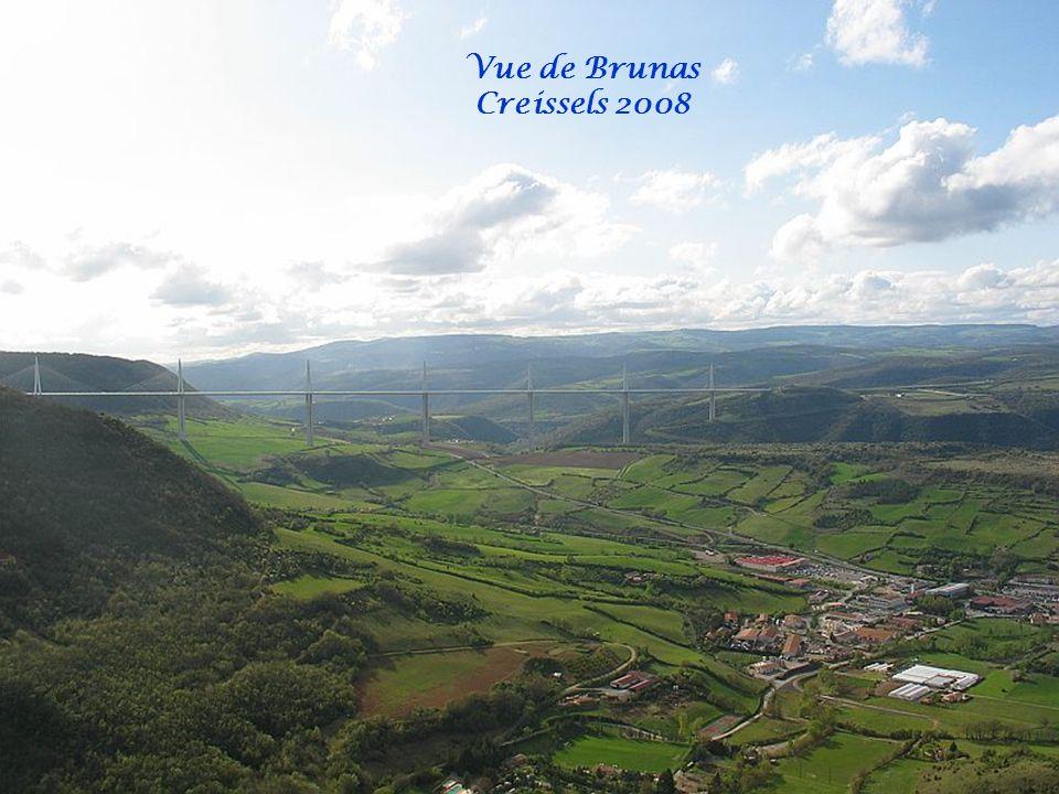 Point de vue de Brunas