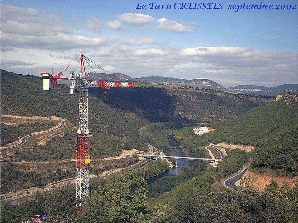 Viaduc Espace Info CREISSELS Septembre 2002