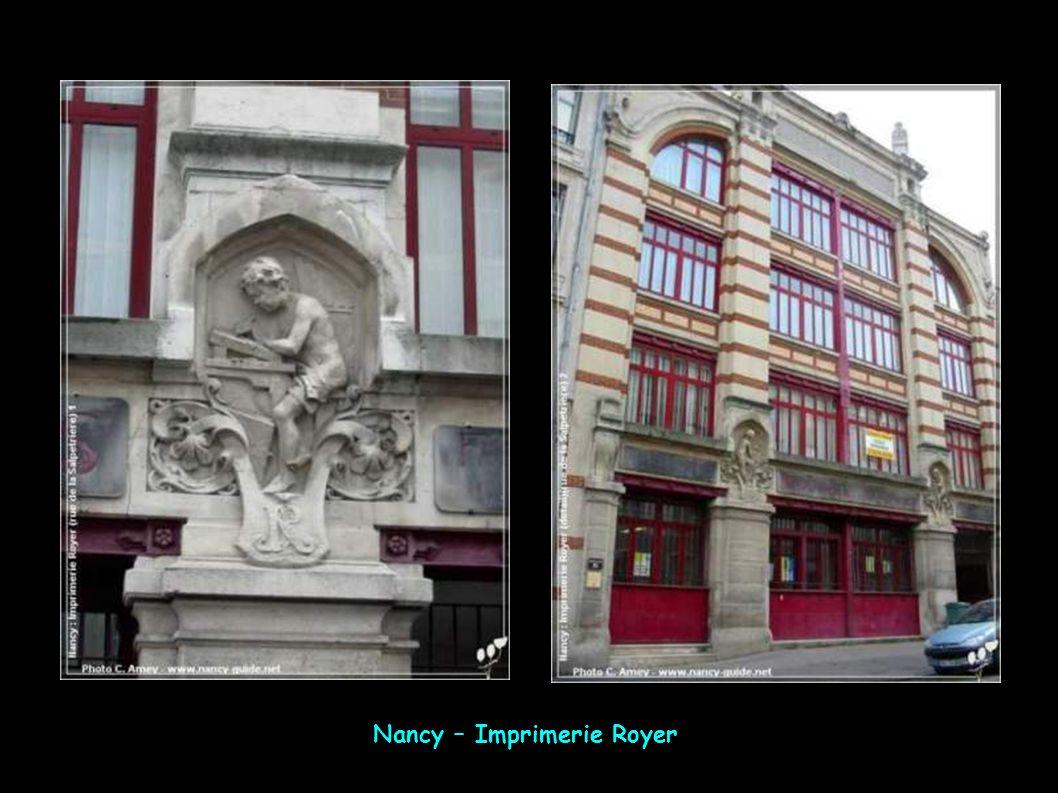 Nancy - Villa Majorelle