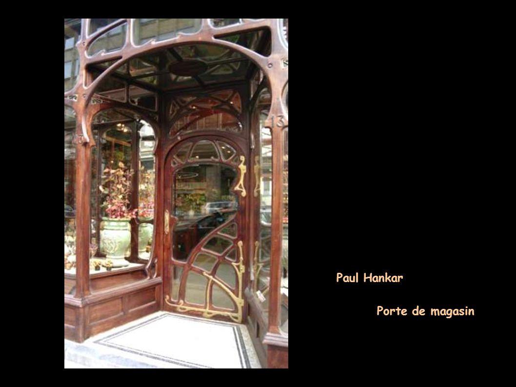Nancy – Villa MajorelleNancy – Chambre de Commerce