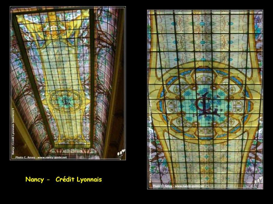 Ferdinand Chanut 1910-1912 Galeries Lafayette