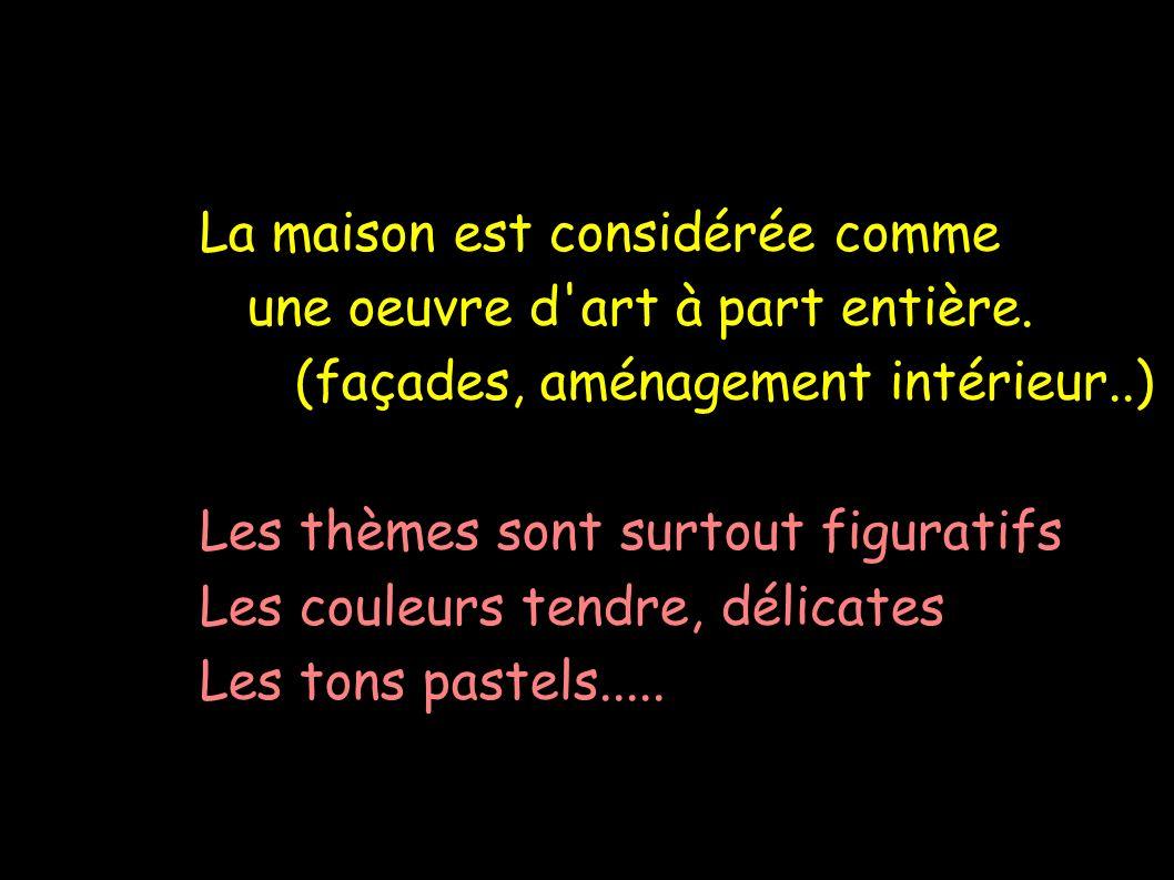 Gustave Raquin 33 rue du champs de mars Paris 7e Balcons