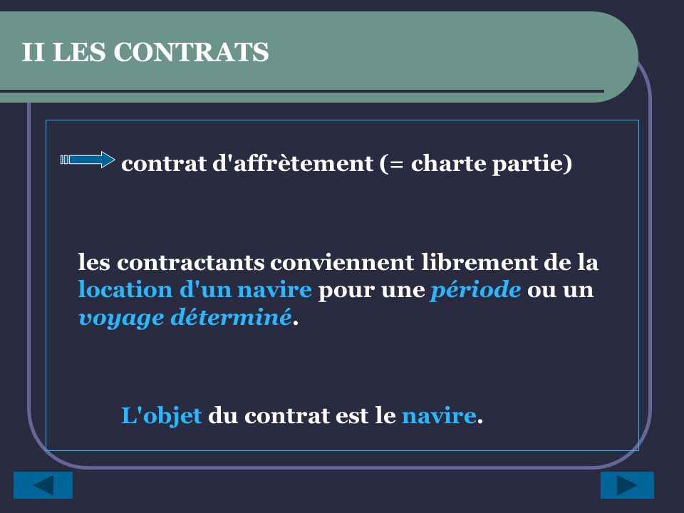 SYNTHESE Les principales mentions sont : ON BOARD CLEAN FRET PAYABLE