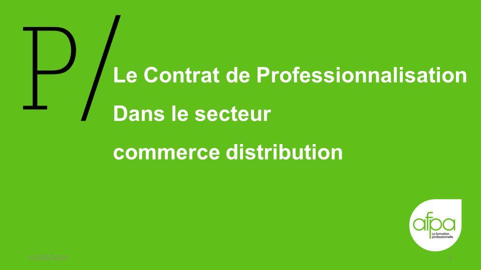 Vos entreprises sont porteuses demplois, le Contrat de Professionnalisation est une réponse pertinente au recrutement de vos futur(e)s salarié(e)s 01/