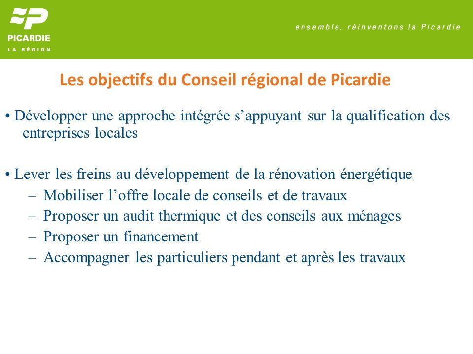 Développer une approche intégrée sappuyant sur la qualification des entreprises locales Lever les freins au développement de la rénovation énergétique