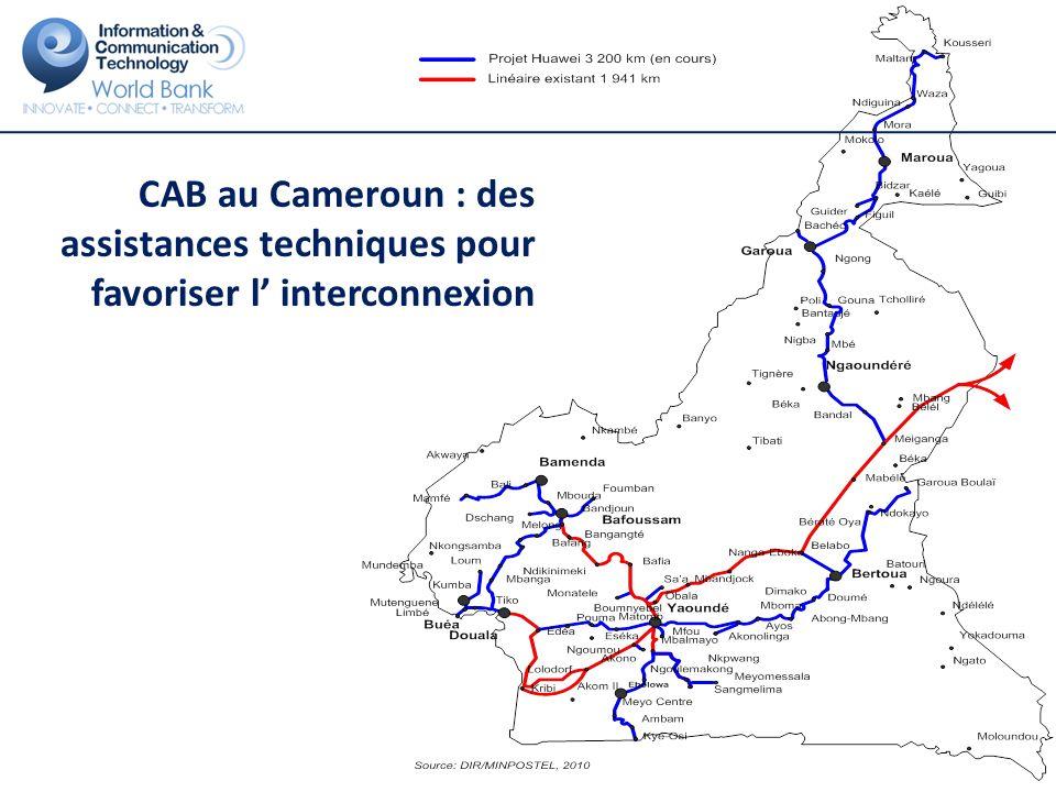 CAB au Congo: interconnecter les initiatives et promouvoir la connectivité régionale 13 OWANDO OYO DJAMBALA BRAZZAVILLE NGO KINSHASA POINTE NOIRE DOLISIE RÉSEAU COLLECTE NATIONAL RÉSEAU CAB MAILLAGE INTER-RÉGIONAL STATION ATTERRAGE