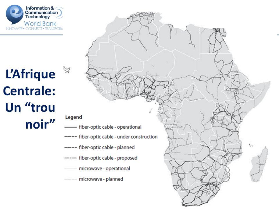 Le Programme CAB 8 CARACTERISTIQUES Déclaration NDjaména 2007 Douze (11) pays éligibles au Projet CAB – CEMAC + DRC + STP + Niger + Soudan(s) 215m USD DFIs et PPP – AfDB + 97.9mUSD du secteur privé Projets nationaux 3 composantes Composante 1 - Favoriser lenvironnement sectoriel Composante 2 – Accroitre la Connectivité Composante 3 - Favoriser le bonne Gouvernance et la Transparence