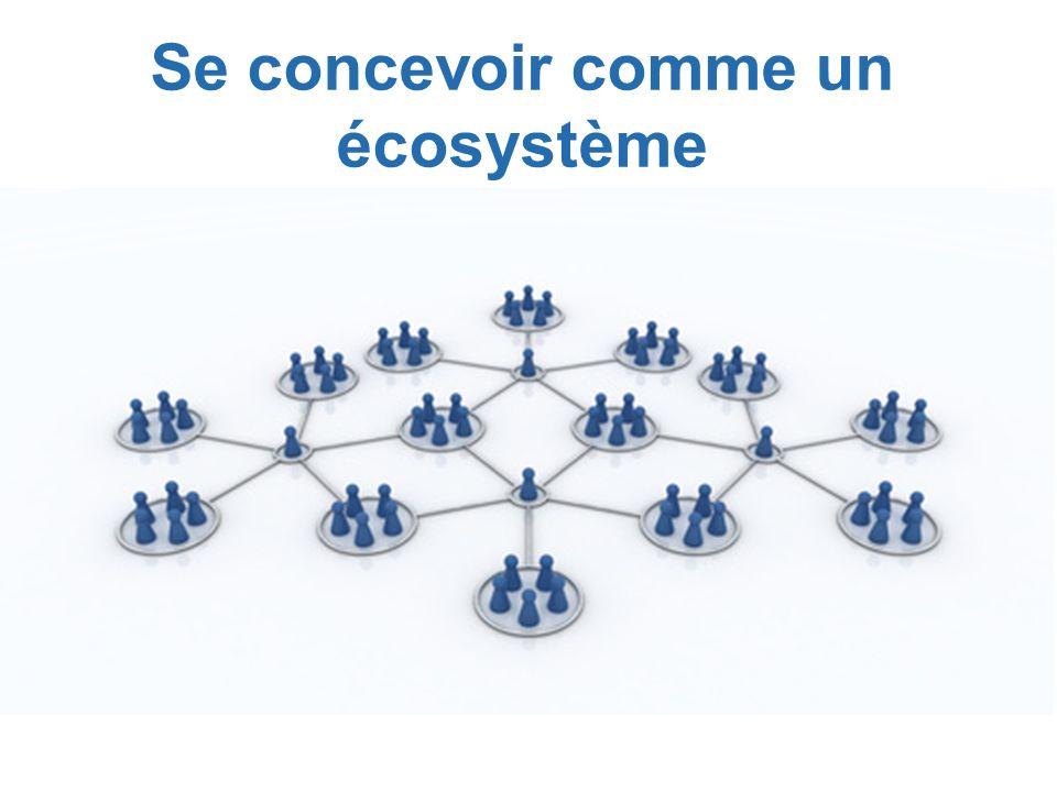 Se concevoir comme un écosystème