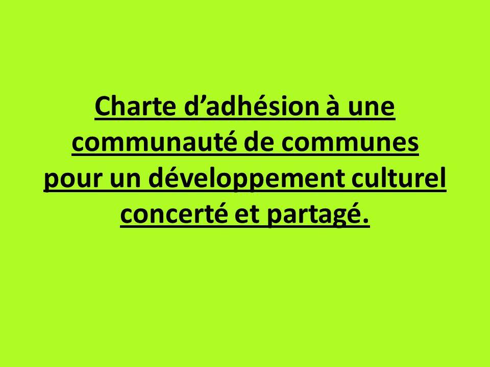 Ainsi que, les moyens nécessaires à mettre en œuvre en vue de construire, de manière concertée et partagée, un projet culturel cohérent en lien direct avec les citoyens et les territoires concernés.