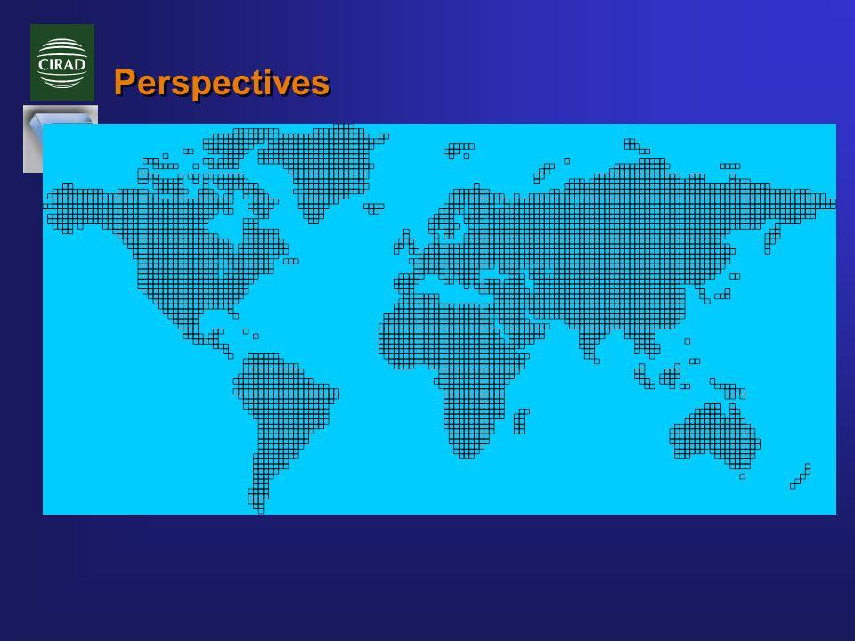 Perspectives n Evolution du modèle muti-agents vers un modèle global du commerce de léconomie des bois tropicaux, pour un outil daide à la décision en