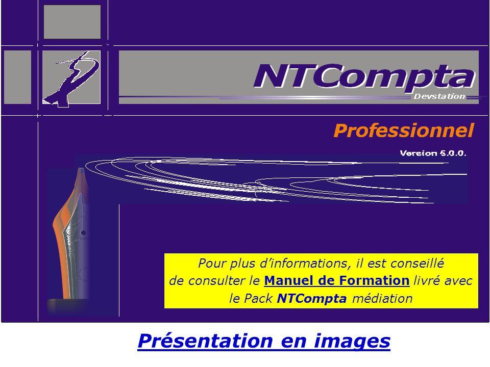 Lire les modalités du contrat de licence Répondre par « Jaccepte » en cas daccord Installation de NTCompta Remarque : NTCompta est un logiciel qui sinstalle sans particularité comme tous les produits Microsoft.