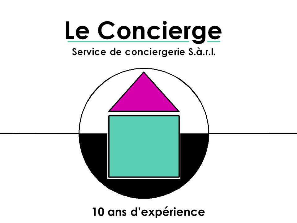 Le Concierge propose aux propriétaires et gérants immobiliers un service professionnel dentretien dimmeubles avec toutes les prestations indispensables.