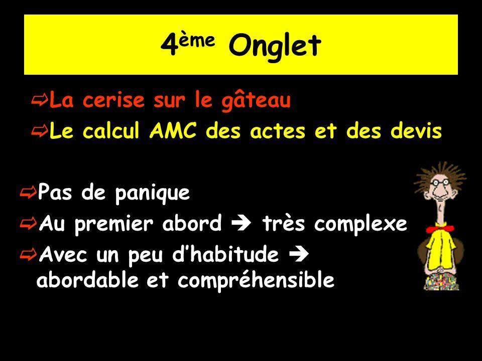 Mais Prothèses dentaires 130% du TM 1 4 2 Clic sur + pour ajouter une seconde formule Clic sur lampoule correspond à la NGAP et choix de la lettre clé correspondante Mettre le pourcentage Recherchez la formule adaptée, dans ce cas % du TM 3