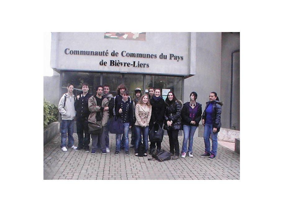Le territoire Habitants : 20637 Communes : 20 Siège de la communauté : La Côte-Saint-André