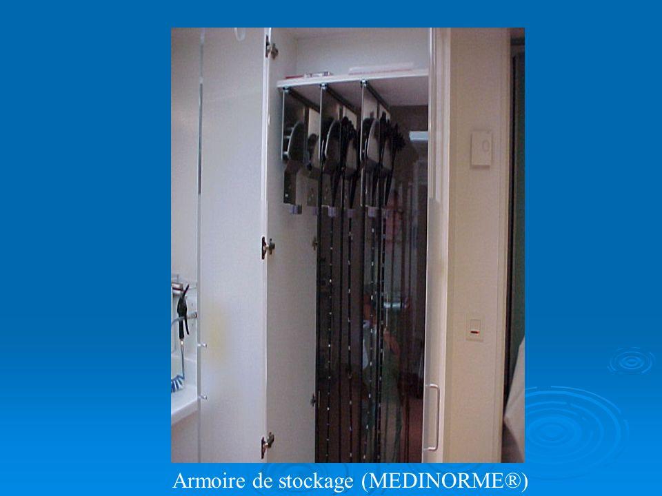Armoire de stockage (MEDINORME®)