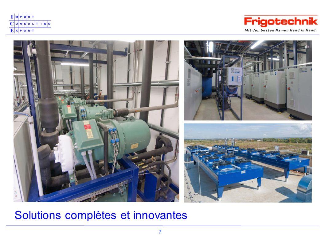 Solutions complètes et innovantes 7