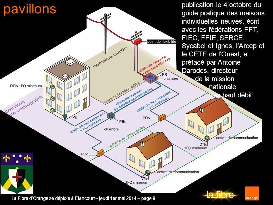La Fibre dOrange se déploie à Élancourt – jeudi 1er mai 2014 – page 9 pavillons La Fibre dOrange se déploie à Élancourt – jeudi 1er mai 2014 – page 9