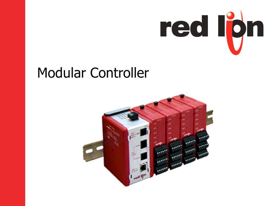 S éries Modular C ontroller Introduction au produit