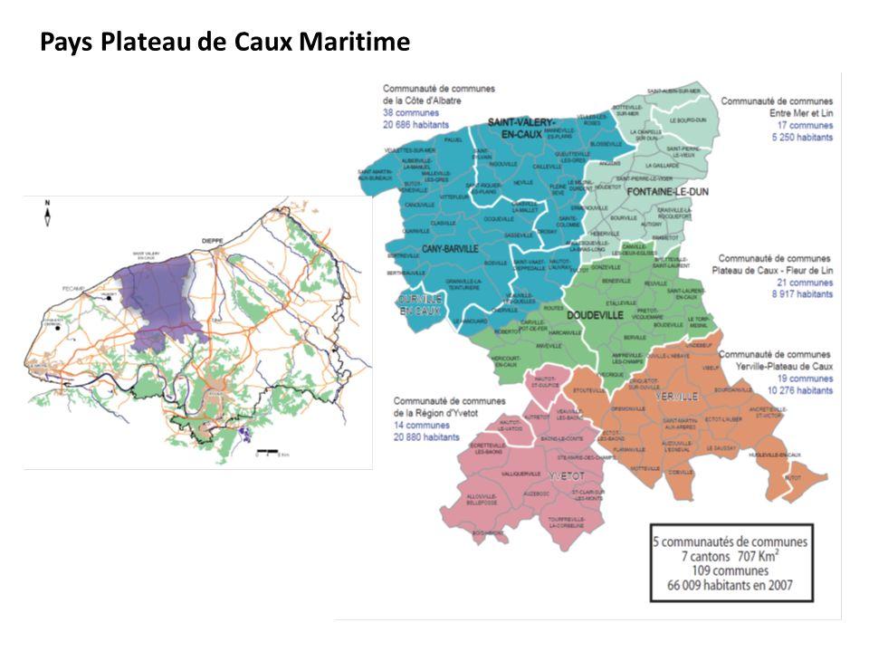 Pays Plateau de Caux Maritime