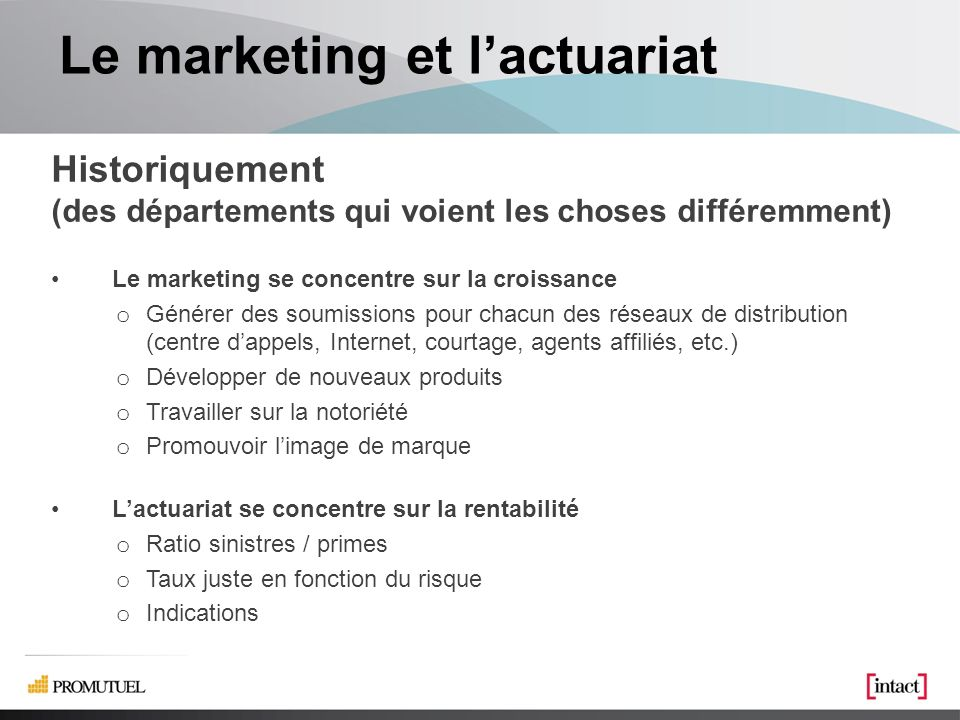 Les éléments à valider 1.Quel est le potentiel de marché .