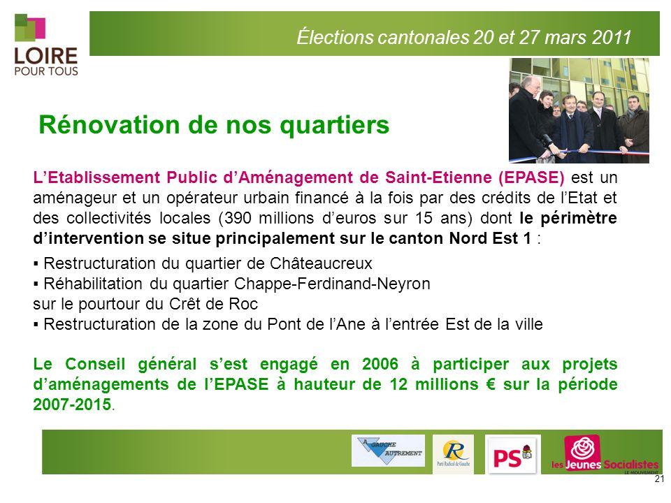LEtablissement Public dAménagement de Saint-Etienne (EPASE) est un aménageur et un opérateur urbain financé à la fois par des crédits de lEtat et des