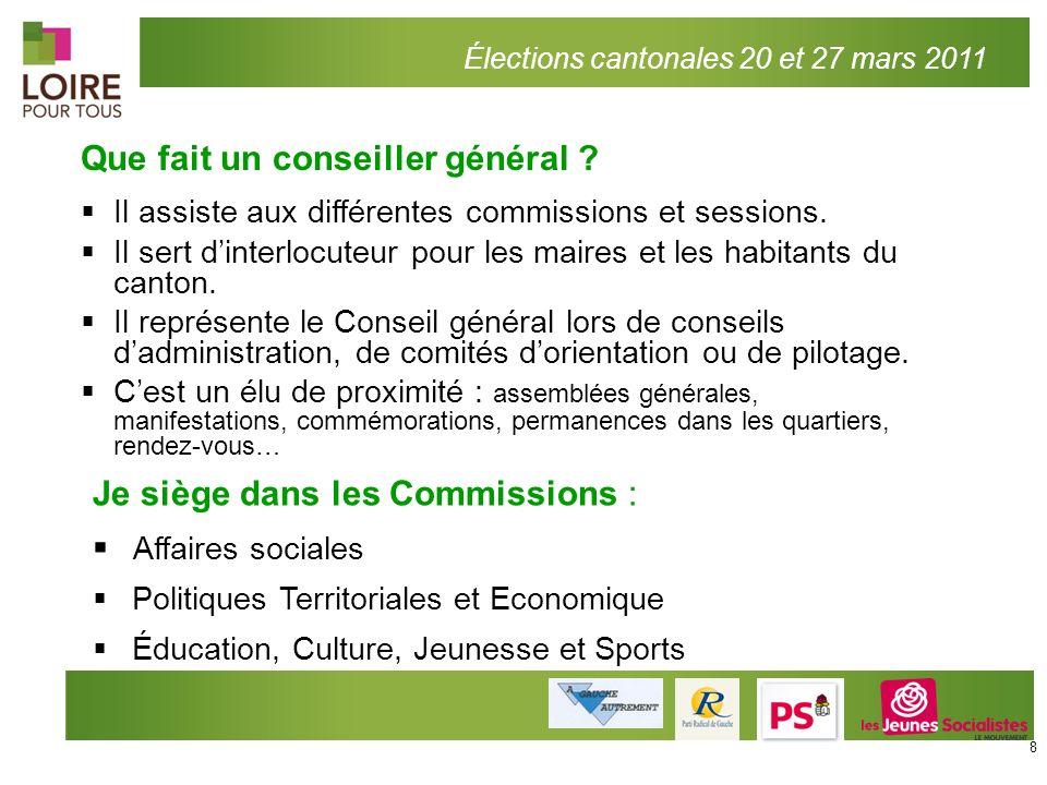 Actions en faveur des Personnes Handicapées Élections cantonales 20 et 27 mars 2011 81 bénéficiaires de la PCH (Prestation de Compensation du Handicap) dans notre canton Pour les personnes en situation de handicap, le Département gère différentes prestations comme la Prestation de Compensation de Handicap (PCH).