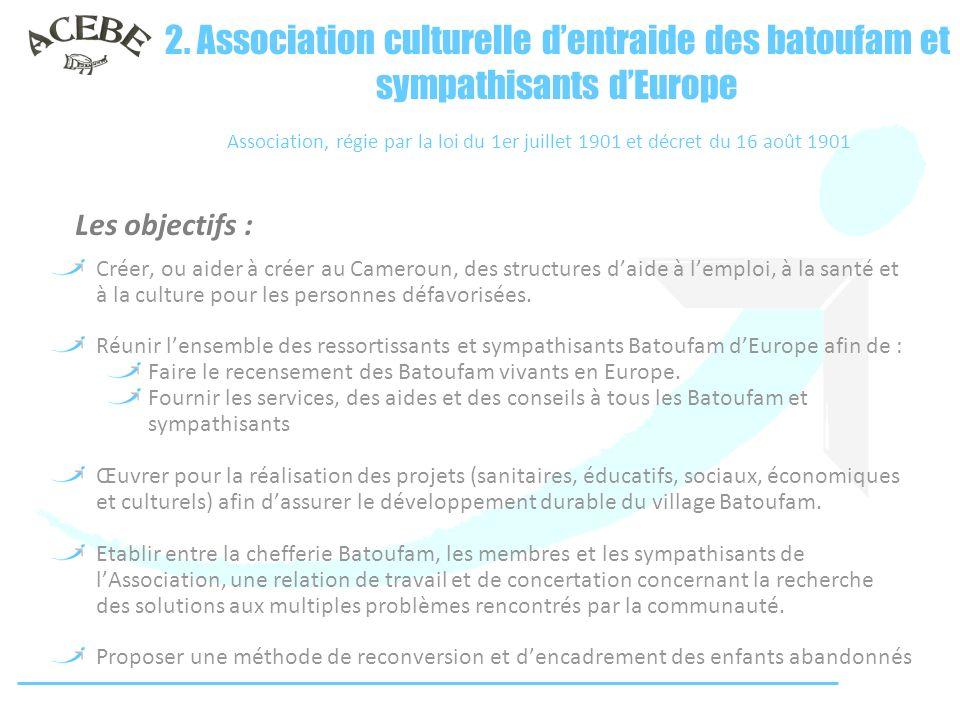 Siège sociale à Vigneux sur Seine (91270) Sections de lA.C.E.B.E dans les grandes villes dEurope: Toulouse Lyon Bruxelles (Belgique) Pampelune (Espagne) Mannheim (Allemagne) Une structure dencadrement, de conseil, dassistance et de service aux membres et sympathisants de lassociation.