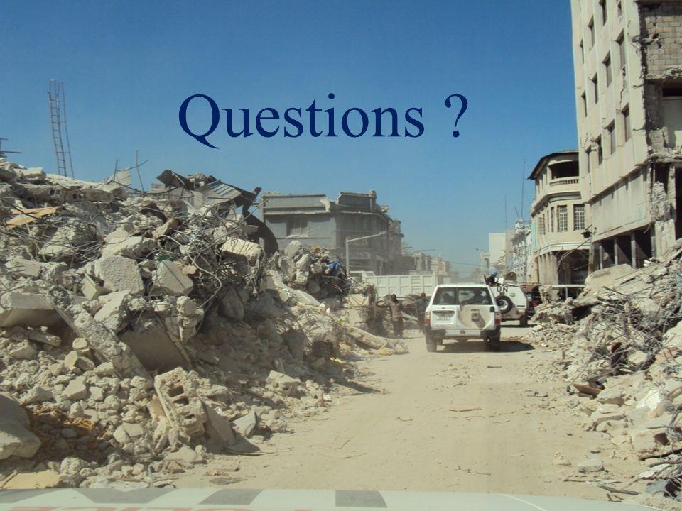 Questions ?.