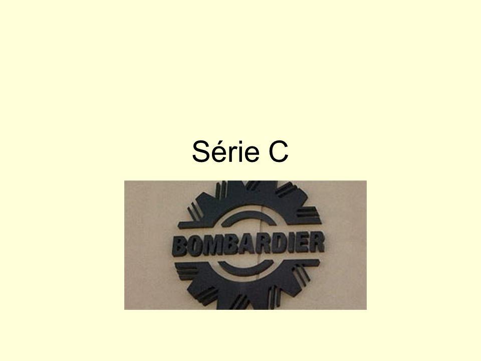 Série C Bombardier