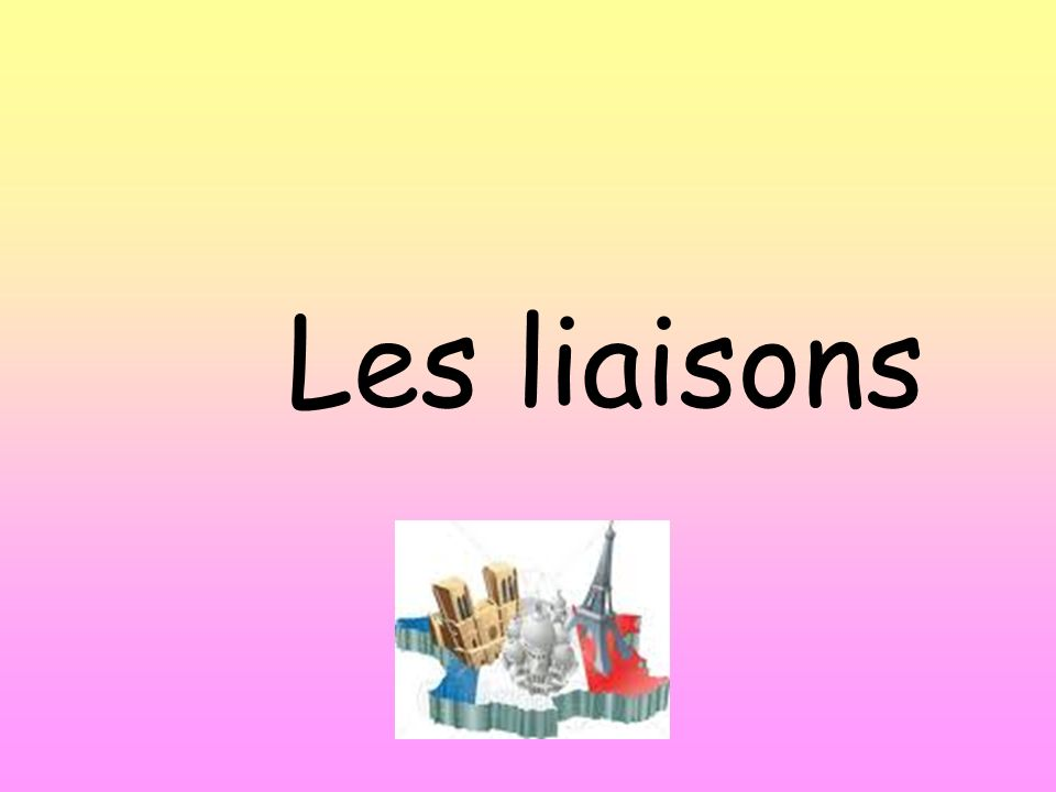 You have learnt that in French we tend not pronounce the final consonant of a word, such as s, n or t.