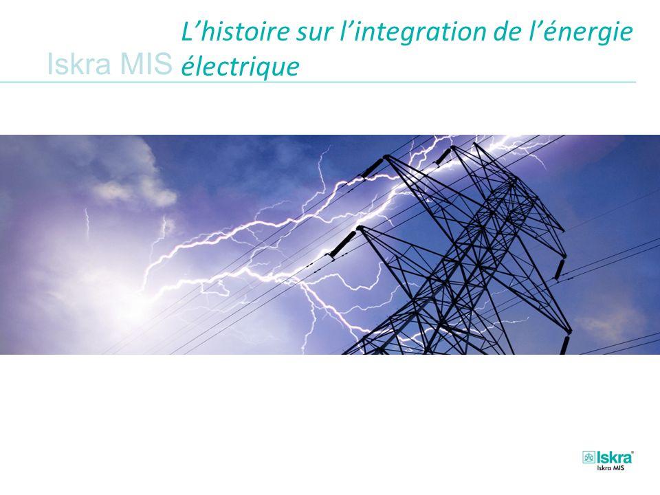 Iskra MIS Lhistoire sur lintegration de lénergie électrique