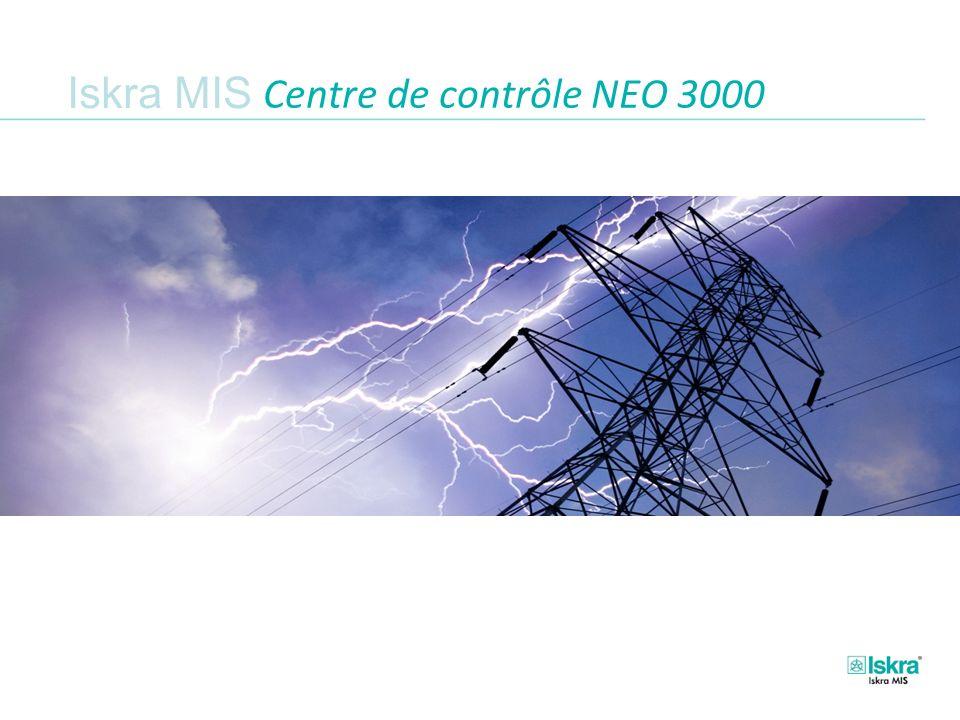Iskra MIS Centre de contrôle NEO 3000