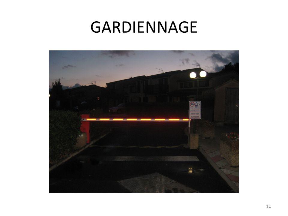 GARDIENNAGE 11