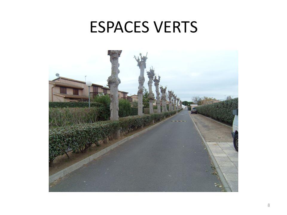 ESPACES VERTS 8